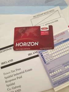 FEXCO HORIZON CARD